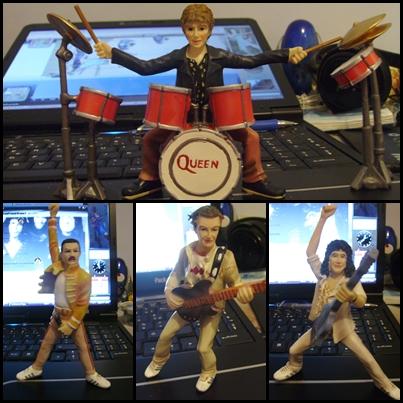 Queen et Freddie une collection d'enfer mdr.... Figuri11