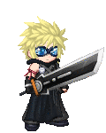 What final fantasy character are you? Cloud_11
