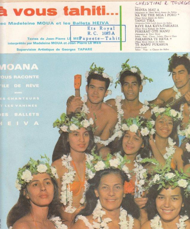 [CAMPAGNES C.E.P.] TAHITI - TOME 2 - Page 5 Tahiti15