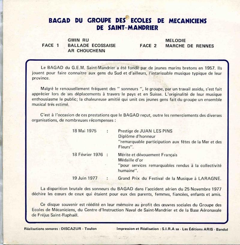 [Musique dans la Marine] Bagad St-Mandrier - Page 3 1_pier10