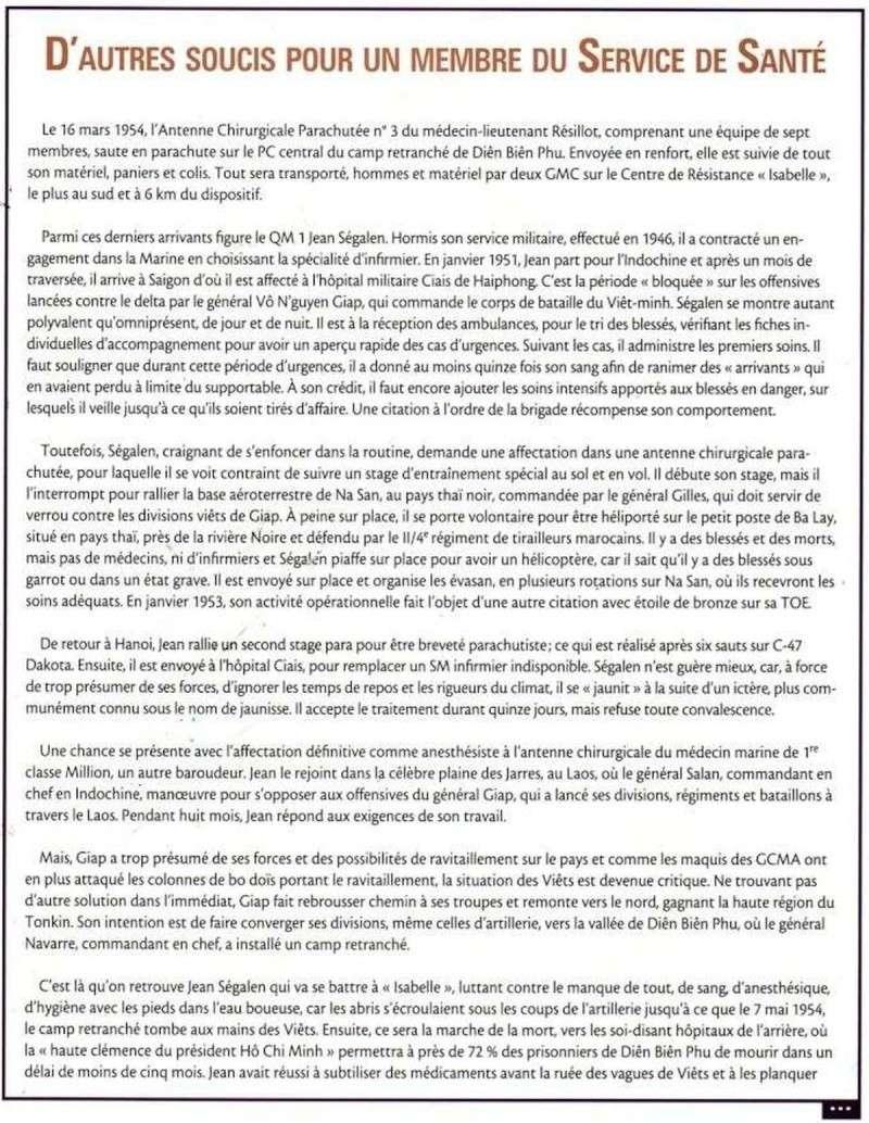[ Histoires et histoire ] SEUL POMPON ROUGE à DIEN-BIEN-PHU - Page 5 1chamo10