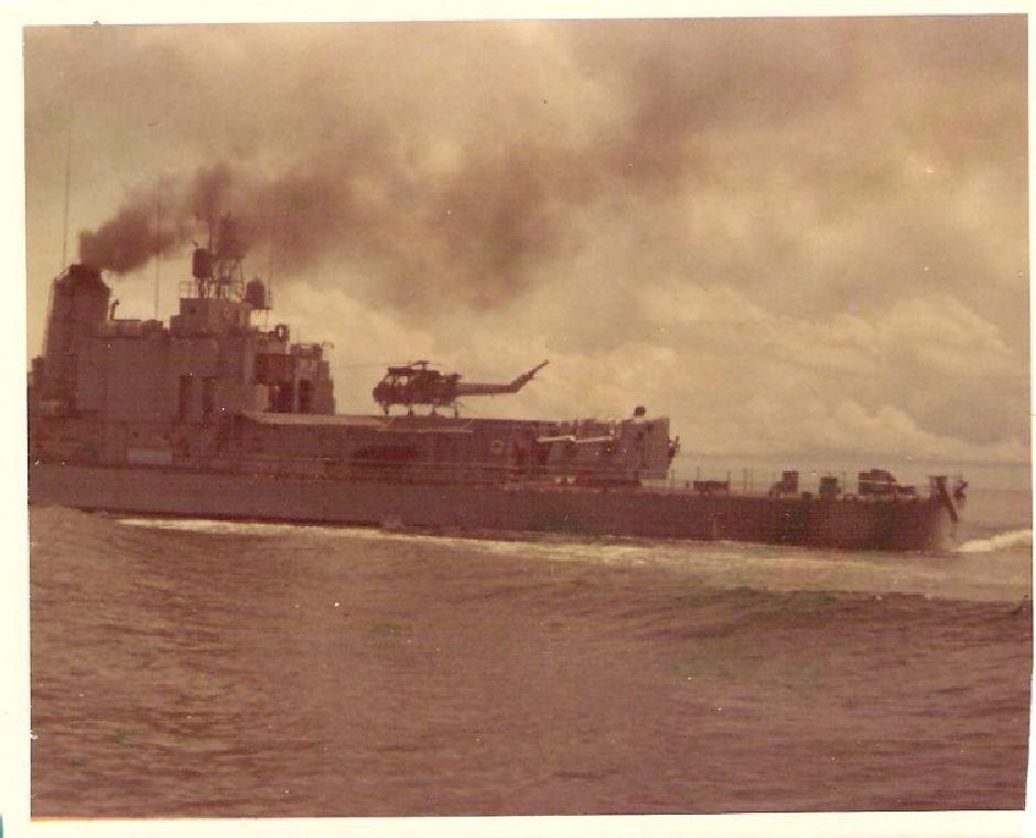 Confrontation avec la marine Brésilienne Pencoa10