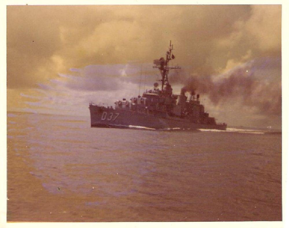 Confrontation avec la marine Brésilienne Pencoa11