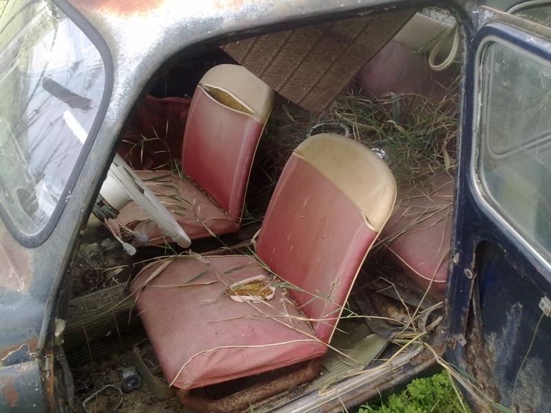 """La mia """"povera"""" Fiat 750! 30032012"""