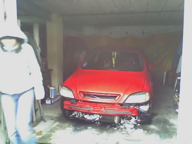 G Astra V6 umbau goes OPC line 24-12-13