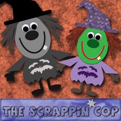 Witch Template Scrapp11