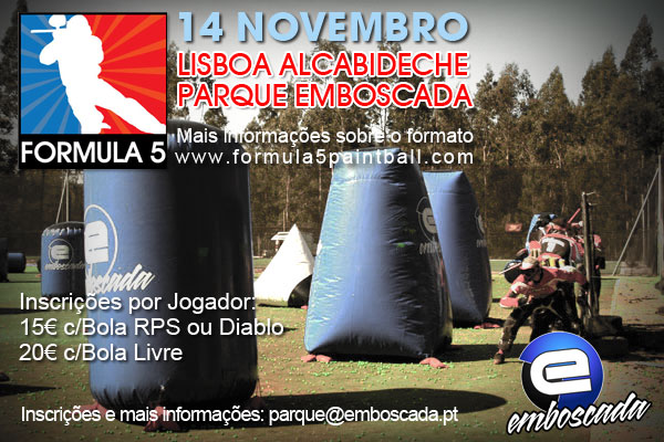 Psycho Paintball Team - Portal Cartaz11