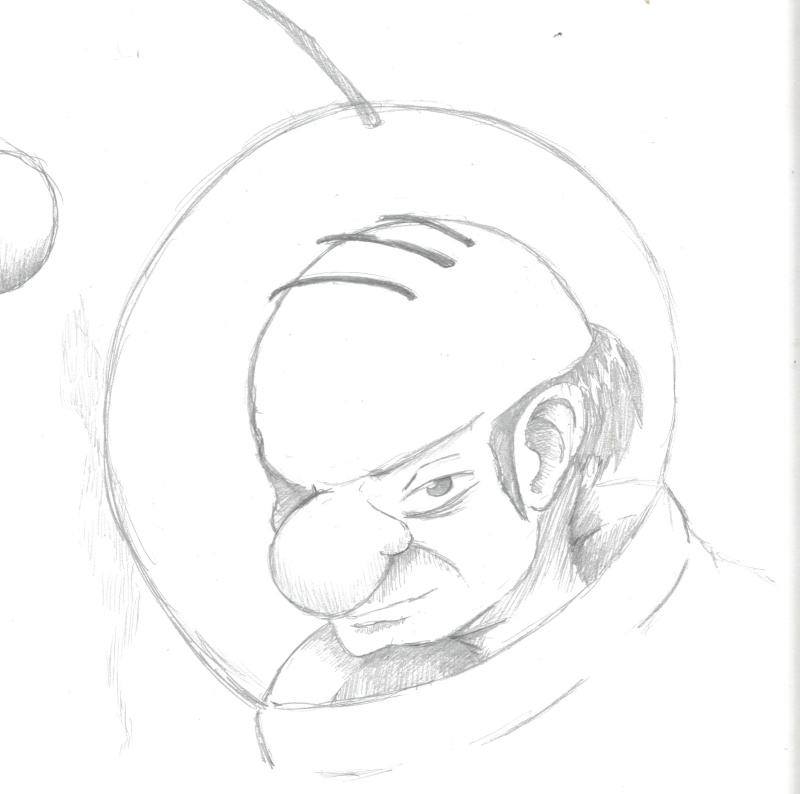 There Will Be Brawl Fanart - Page 6 Olimar10