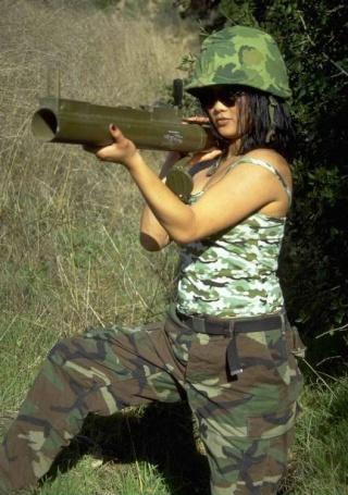 Femmes militaires 0110