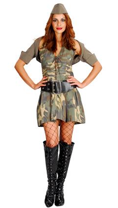 Femmes militaires Bo873310
