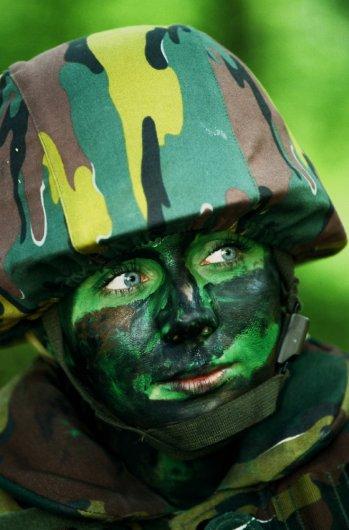 Femmes militaires Milita10