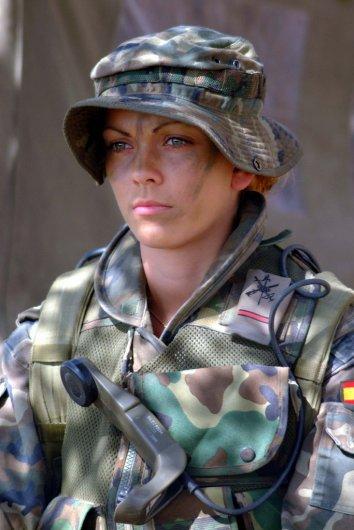 Femmes militaires Milita11