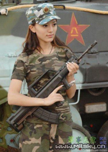 Femmes militaires Milita15