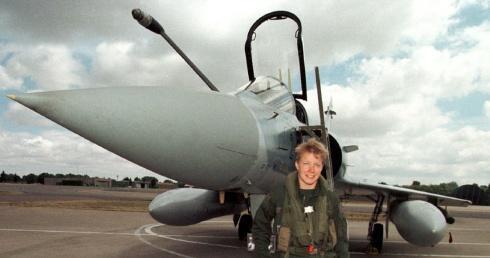 Femmes militaires Pilote10