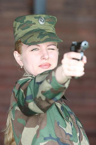 Femmes militaires Russe10