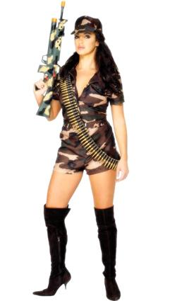 Femmes militaires Sm288610
