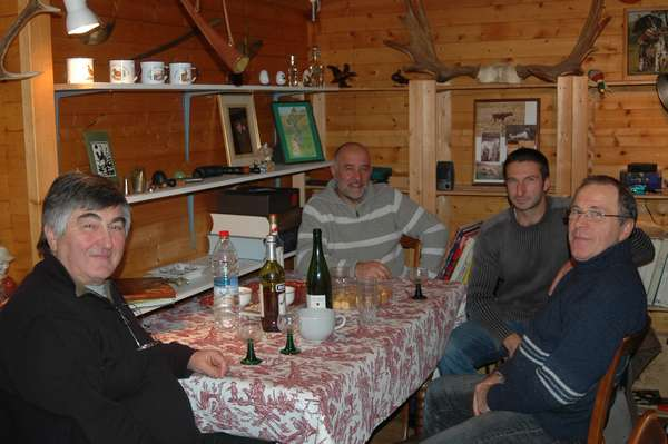 Mes sorties, Pirsch Affût  -  Saison de chasse 2010/2011 - Page 21 Soiree10