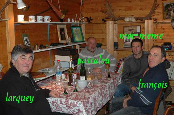 Mes sorties, Pirsch Affût  -  Saison de chasse 2010/2011 - Page 21 Soiree11