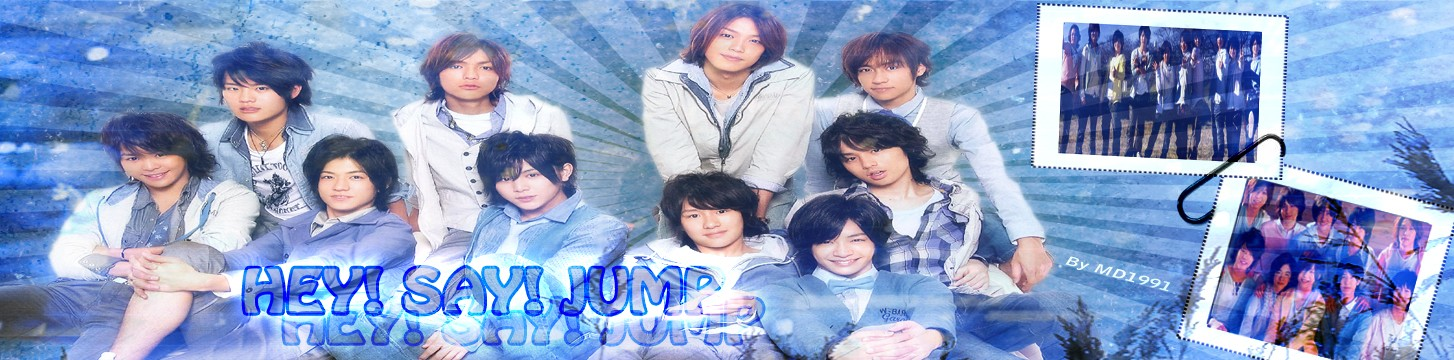 [Site] Hey! Say! JUMP Hsj_co12