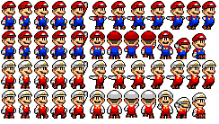 More Mario work. Mario_11