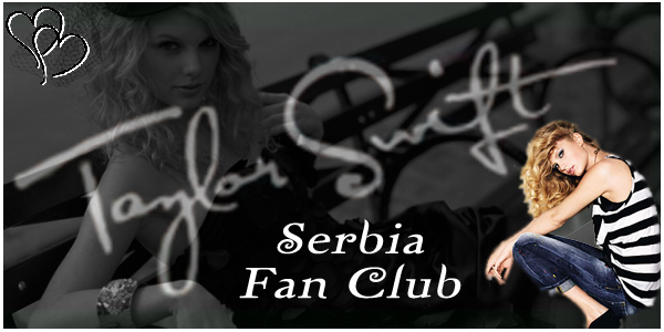 TSS: Taylor Swift Serbia Fan Club