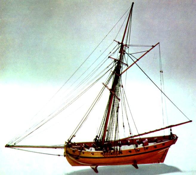 quelques navires Cotre210
