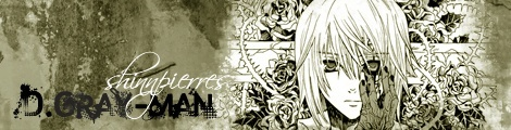 D.Gray-Man Role play!