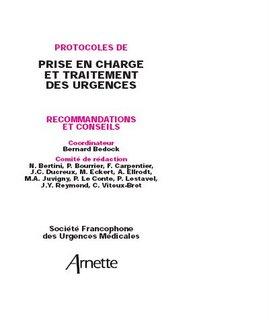 Protocoles de prises en charges et traitement des urgences Sansti10