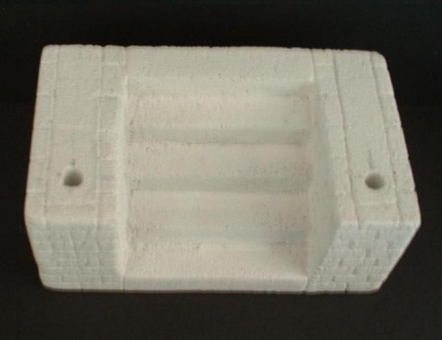 Le béton cellulaire Escali12
