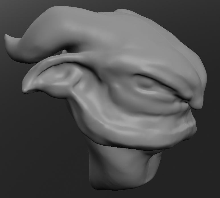 Sculptris Dwallo10