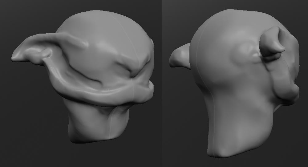 Sculptris Gettin10