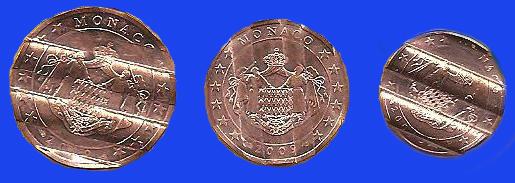 500 Riels 1994 du Cambodge détruite ! Destru10