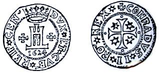 monnaie conradvs II Huitia10