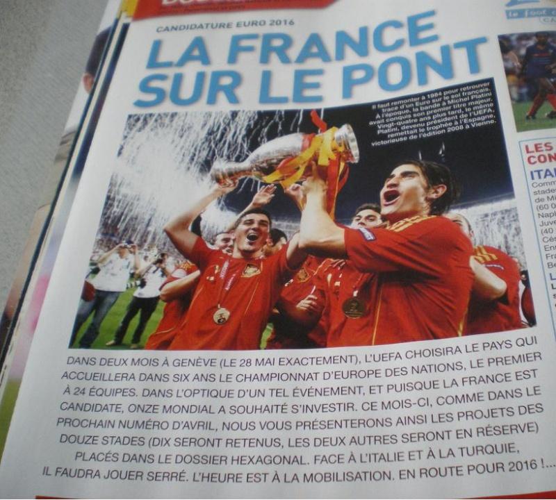 EURO 2016 EN FRANCE CA SE RAPPROCHE  Imgp0462