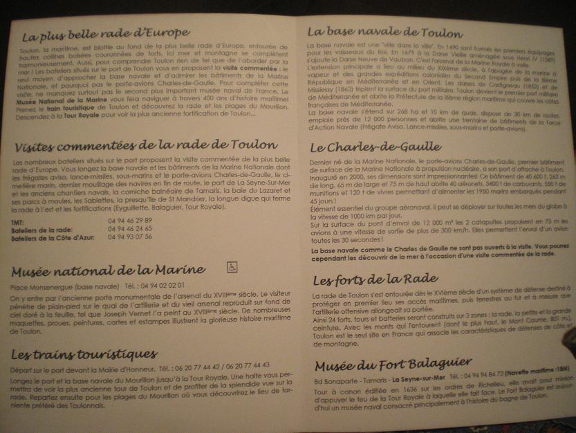 SPORTING TOULON VAR //GAZELEC D'AJACCIO ..DE LA PROVENCE A L'ILE DE BEAUTE  - Page 4 Imgp2416