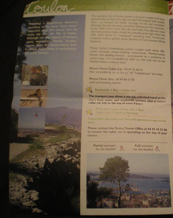 SPORTING TOULON VAR //GAZELEC D'AJACCIO ..DE LA PROVENCE A L'ILE DE BEAUTE  - Page 4 Imgp2419