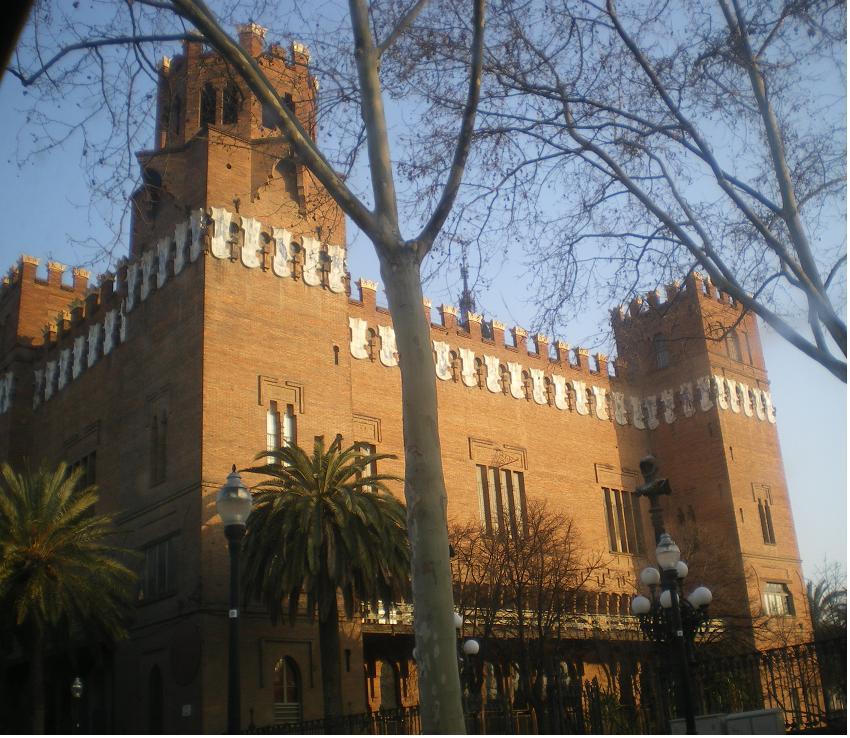 BARCELONA   BELLISSIMA VAMOS REMUNTADA Y REVENIDAD Imgp4612