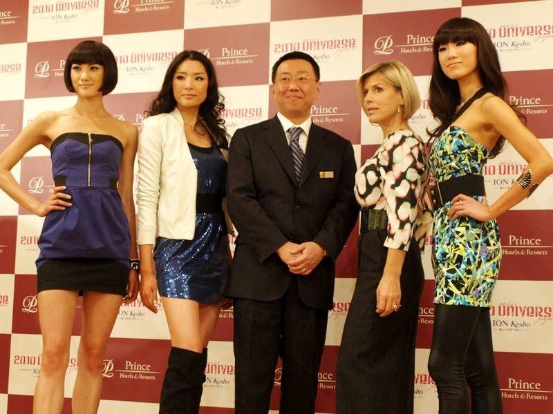 [FINALIST] Miss Universe Japan 2010 - Page 3 Ogaaaa10