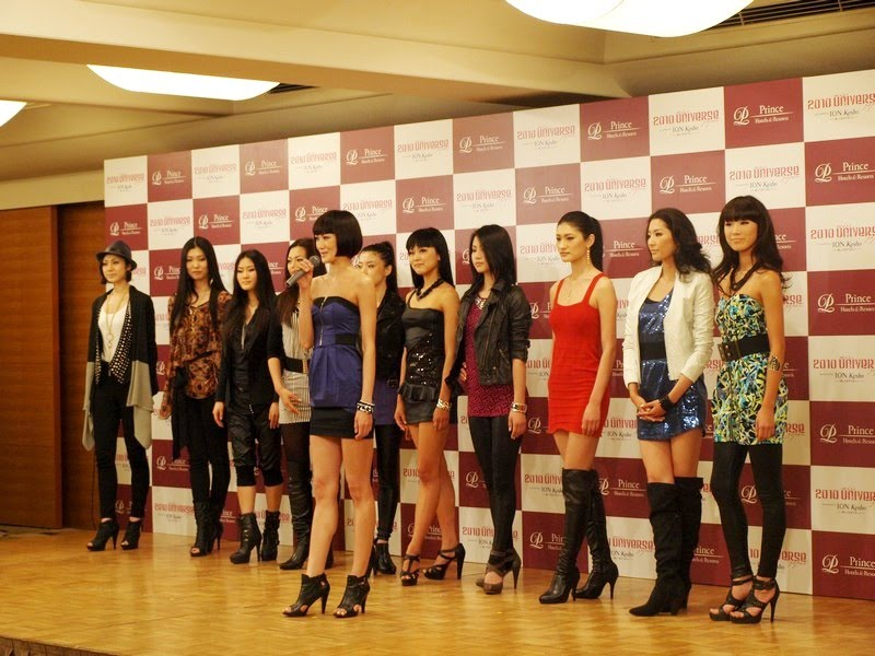[FINALIST] Miss Universe Japan 2010 - Page 3 Ogaaak10