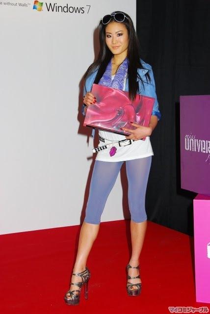 [FINALIST] Miss Universe Japan 2010 - Page 2 Yuka10