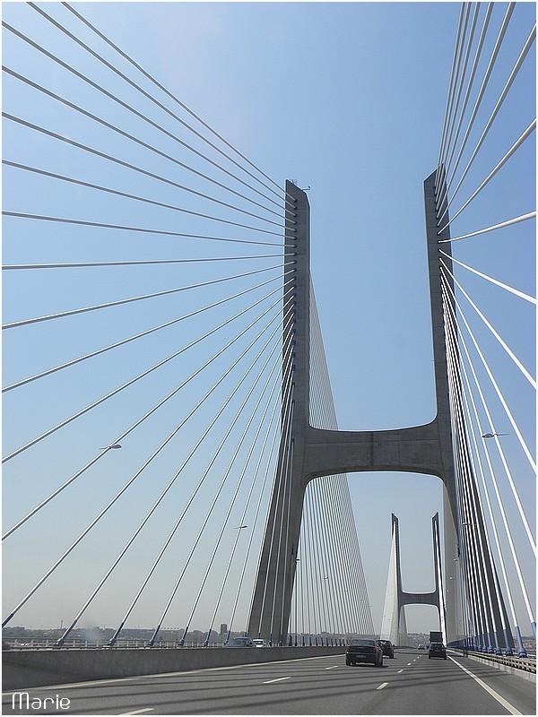 Le Pont Vasco de Gama (Portugal) P8100511
