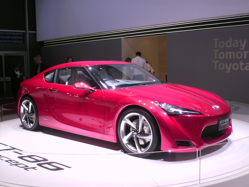 photos du salon de l'auto geneve 2010 Pict0020