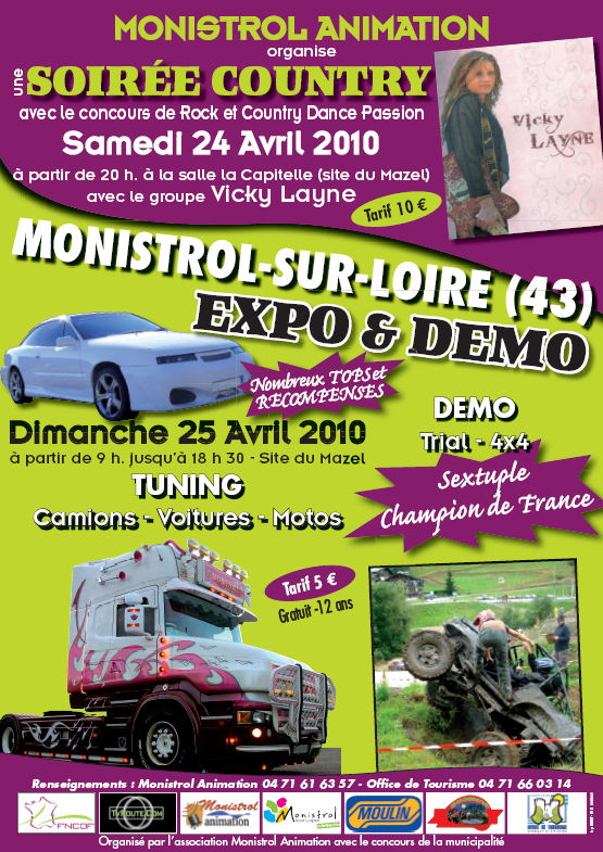 meeting monistrol 43 Tuning10