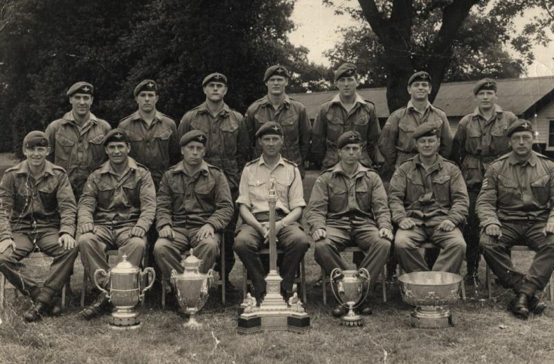 3 Para shooting teams in the sixties Mid_si11