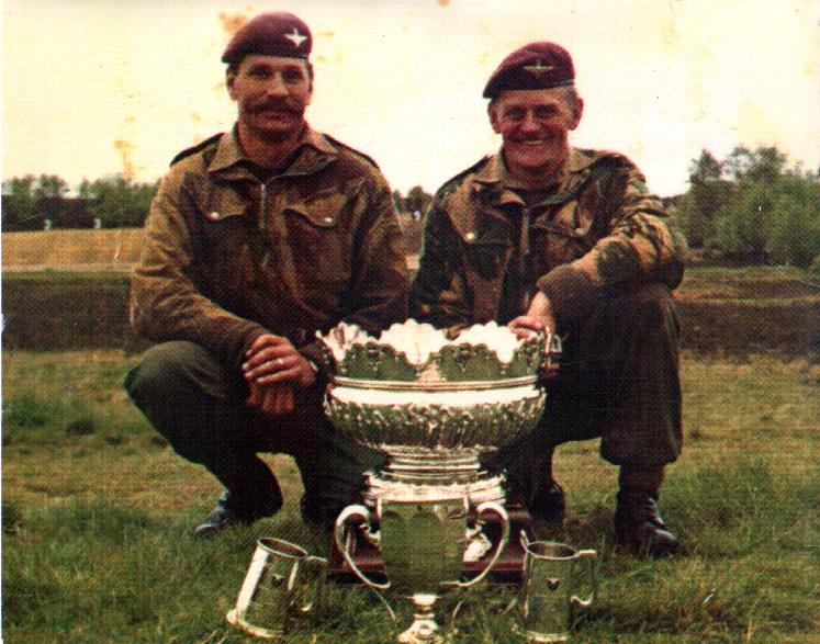 3 Para shooting teams in the sixties Nichol10