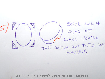 Bague argent avec une calcédoine 10 X 14 mm serti clos Bagcal14
