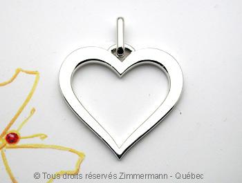 Pendentif coeur Pea93210