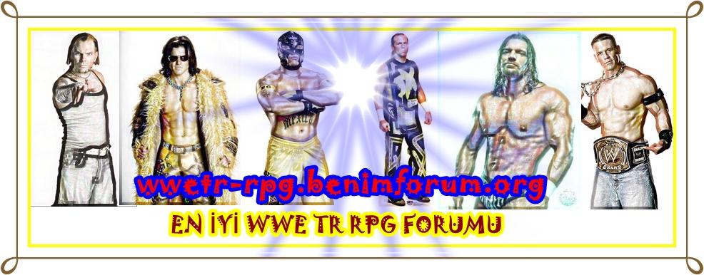 WWE TR RPG