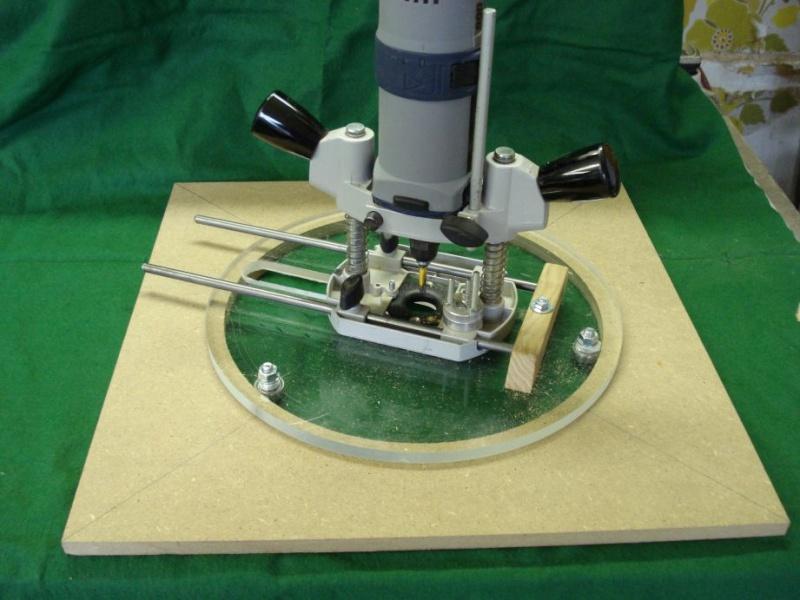 Compas Tripode (sans centre et micrométrique) Monta11
