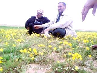 رحلة ثانوية بلدة محكان إلى بادية الشام 0_210